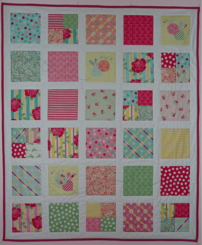 quilting but regardless i am really pleased with the quilt Free Baby Quilt Patterns Modern