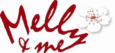 Melly & me logo - cmyk