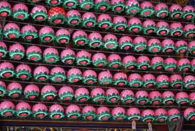 Korea-lotus lanterns