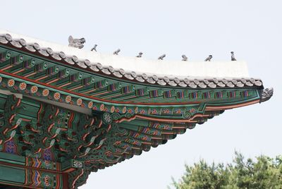 Korea - palace gate