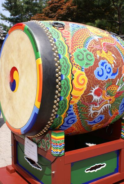 korea-drum