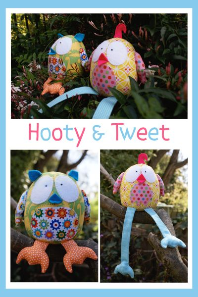M023 - Hooty & Tweetblog
