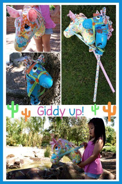 Giddy Up! blog