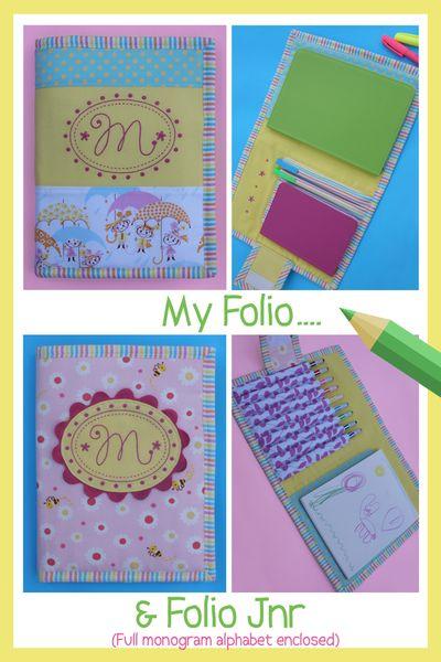 M083 - My Folio & Folio Jnr