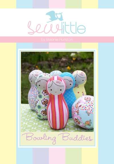 Sew little pattern cover