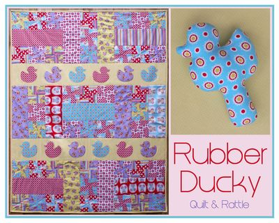 K011 - Rubber Ducky Blog