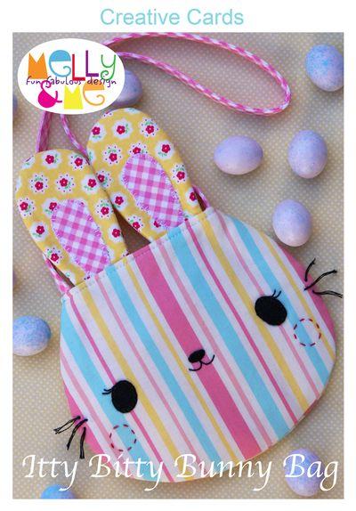 M701 Itty Bitty Bunny Bag