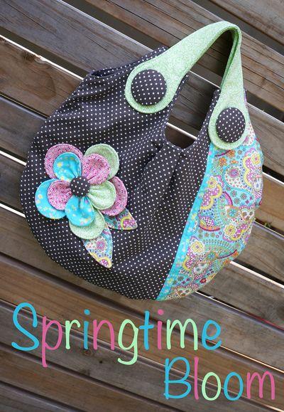 Springtime Bloom blog