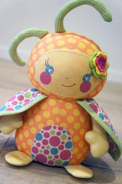Little Lola Yellow